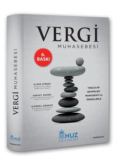 resm VERGİ MUHASEBESİ (6. Baskı Haziran 2016)