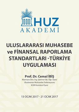 Resim Uluslararası Muhasebe ve Finansal Raporlama Standartları -Türkiye Uygulaması