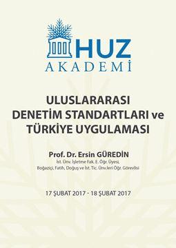 Resim Uluslarası Denetim Standartları ve Türkiye Uygulaması