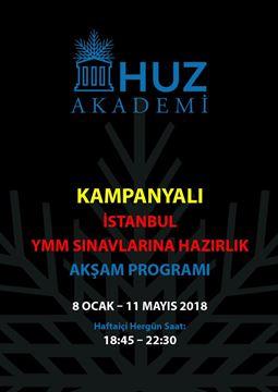 Resim KAMPANYALI İSTANBUL-YMM Sınavlarına Hazırlık Eğitimi AKŞAM PROGRAMI