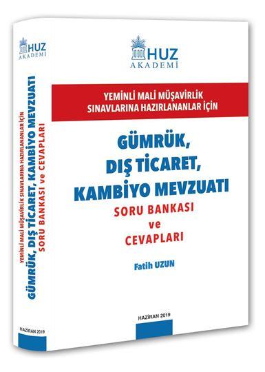 resm SORU BANKASI & CEVAPLARI (Gümrük, ..)